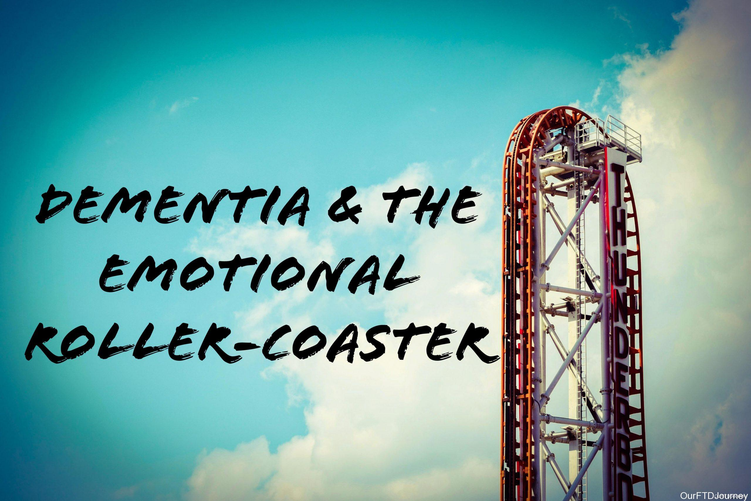 online dating and emptional roller coaster
